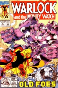 Warlock and the Infinity Watch 1992 - 1995 #5