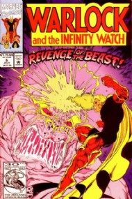 Warlock and the Infinity Watch 1992 - 1995 #6