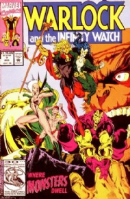 Warlock and the Infinity Watch 1992 - 1995 #7