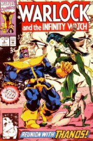 Warlock and the Infinity Watch 1992 - 1995 #8
