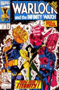 Warlock and the Infinity Watch 1992 - 1995 #9