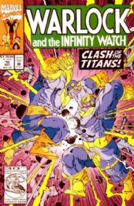 Warlock and the Infinity Watch 1992 - 1995 #10