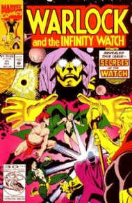 Warlock and the Infinity Watch 1992 - 1995 #11