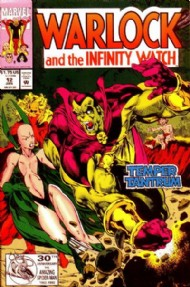Warlock and the Infinity Watch 1992 - 1995 #12