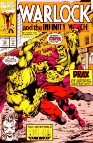 Warlock and the Infinity Watch 1992 - 1995 #13