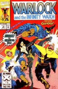 Warlock and the Infinity Watch 1992 - 1995 #14