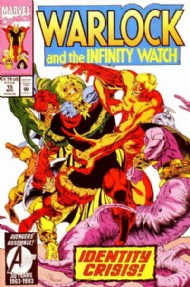 Warlock and the Infinity Watch 1992 - 1995 #15