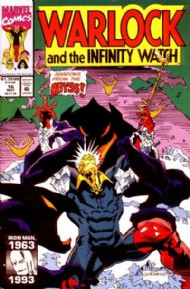 Warlock and the Infinity Watch 1992 - 1995 #16