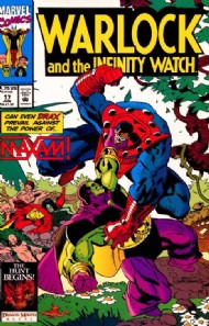 Warlock and the Infinity Watch 1992 - 1995 #17