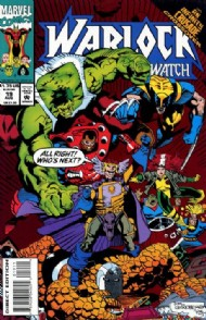Warlock and the Infinity Watch 1992 - 1995 #19