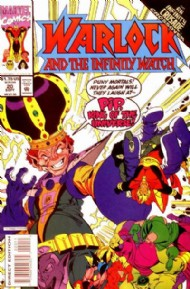 Warlock and the Infinity Watch 1992 - 1995 #20