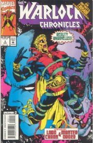 Warlock Chronicles 1993 - 1994 #2