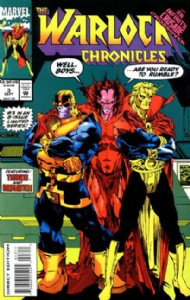 Warlock Chronicles 1993 - 1994 #3
