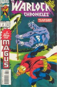 Warlock Chronicles 1993 - 1994 #4