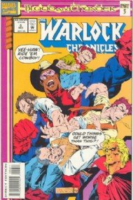 Warlock Chronicles 1993 - 1994 #6