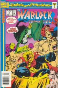 Warlock Chronicles 1993 - 1994 #7