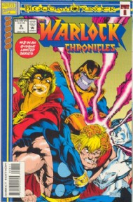 Warlock Chronicles 1993 - 1994 #8