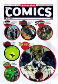Wednesday Comics 2009 #2