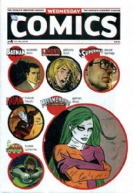 Wednesday Comics 2009 #4