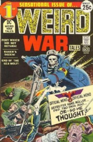 Weird War Tales (1) 1971 - 1983 #1
