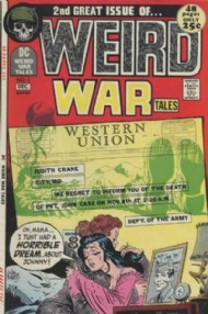 Weird War Tales (1) 1971 - 1983 #2