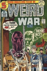 Weird War Tales (1) 1971 - 1983 #5