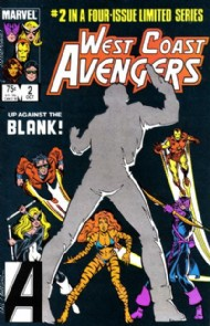 West Coast Avengers (1st Series) 1984 #2