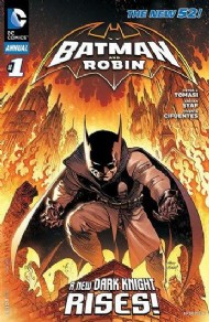 Batman and Robin (2nd Series) Annual 2013 #1