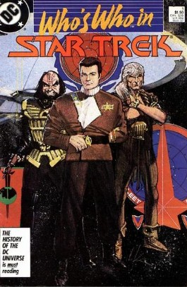 Who's Who in Star Trek #1