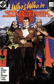 Who's Who in Star Trek 1987 #1