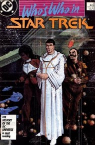 Who's Who in Star Trek 1987 #2