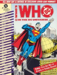 Who's Who in the DC Universe 1990 - 1992 #1