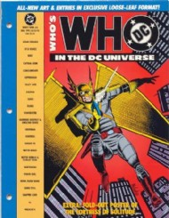 Who's Who in the DC Universe 1990 - 1992 #6