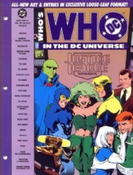 Who's Who in the DC Universe 1990 - 1992 #7