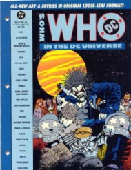 Who's Who in the DC Universe 1990 - 1992 #8