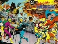Who's Who in the Legion of Super-Heroes 1988 #1