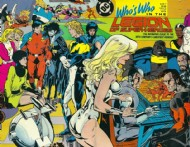 Who's Who in the Legion of Super-Heroes 1988 #5