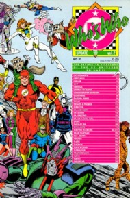 Who's Who Update '87 1987 #2