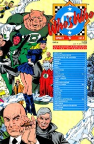 Who's Who Update '87 1987 #3