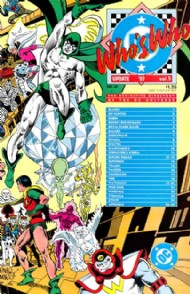 Who's Who Update '87 1987 #5