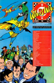 Who's Who Update '88 1988 #1