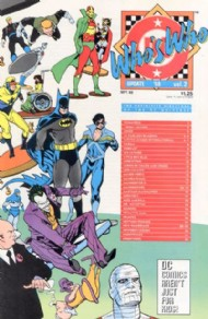Who's Who Update '88 1988 #2