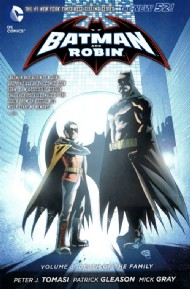 Batman and Robin (2nd Series): Death of the Family 2013 #3
