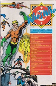 Who's Who: the Definitive Directory of the DC Universe 1985 - 1987 #1
