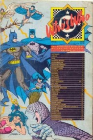 Who's Who: the Definitive Directory of the DC Universe 1985 - 1987 #2