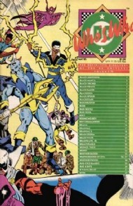 Who's Who: the Definitive Directory of the DC Universe 1985 - 1987 #3