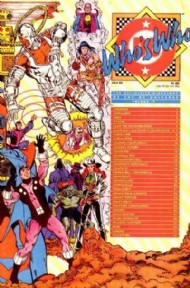 Who's Who: the Definitive Directory of the DC Universe 1985 - 1987 #5