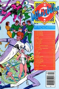 Who's Who: the Definitive Directory of the DC Universe 1985 - 1987 #7