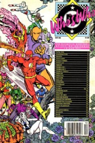 Who's Who: the Definitive Directory of the DC Universe 1985 - 1987 #8
