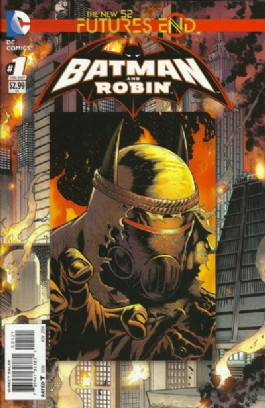 Batman and Robin (2nd Series): Futures End #1